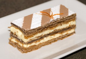 Mille Feuilles - Chocolate